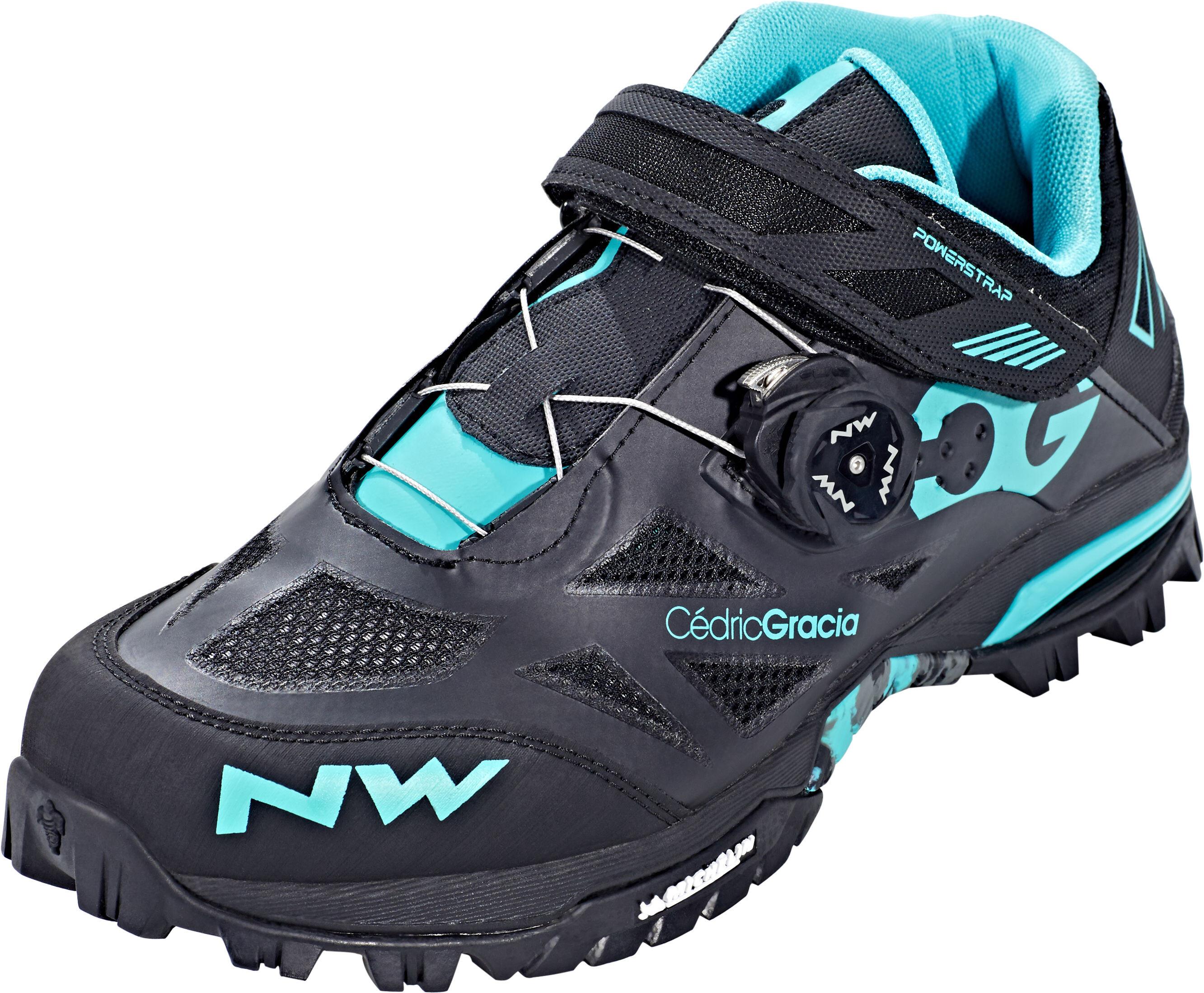Northwave Enduro Mid Shoes Men black aqua online kaufen   fahrrad.de 7e422b5f46
